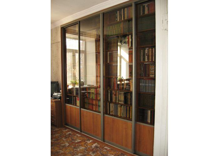 Шкафы книжные купить по цене 45000.00 в компании вилатек.